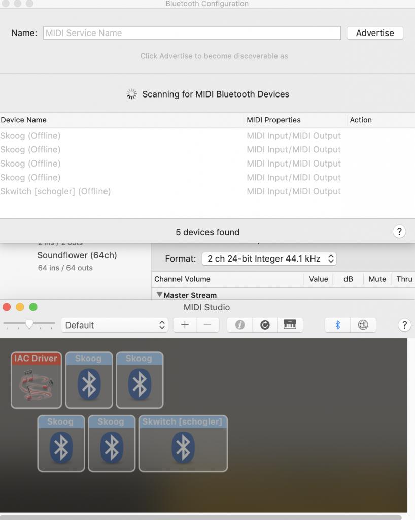 Connecting Skoog to MAC OS | Skoogmusic